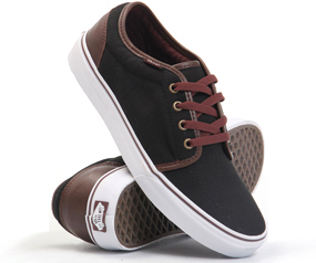 trampki VANS - 106 VULCANIZED (C&L)(BLACK)